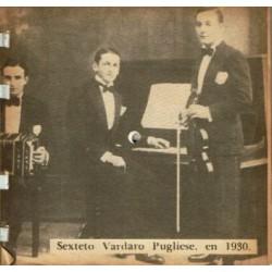 Historia sonora del tango.