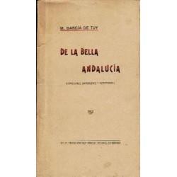 De la bella Andalucía (impresiones, divagaciones y cuentecillos).