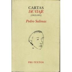Cartas de viajes (1912 - 1951).