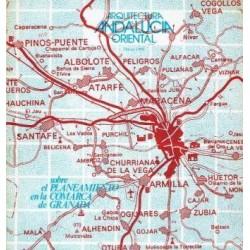 Arquitectura Andalucía Oriental. Sobre el planeamiento en la comarca de Granada.