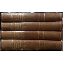 Diccionario de materia mercantil, industrial y agrícola. 4 vols.