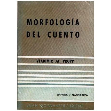 Morfología del cuento.