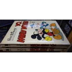Yo, Mikey Mouse. 3 vols.
