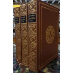 Mémoires de Mr. D'Artagnan. 3 vols.