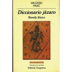 Diccionario jázaro. Novela léxico.