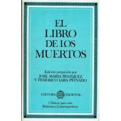 El libro de los muertos.