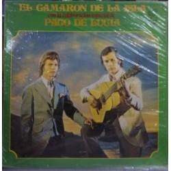 El Camarón de la Isla, con la colaboración especial de Paco de Lucia.
