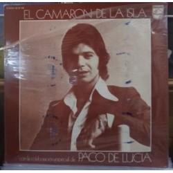 El Camarón de la Isla con la colaboración especial de Paco de Lucía.