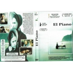 El piano.