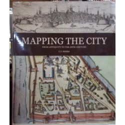 Mapping the city. From antiquity to the 20th century.