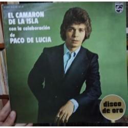 El Camarón de la Isla con la colaboración de Paco de Lucía.