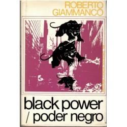 Black power / Poder negro.