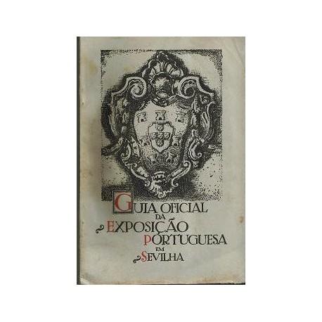 Guía oficial da exposiçao portuguesa em Sevilha