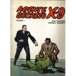 Agente secreto X-9.