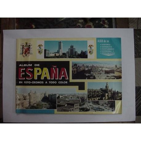 Album de España
