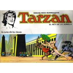 Tarzán El rey de la jungla.