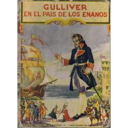 Gulliver en el país de los enanos.