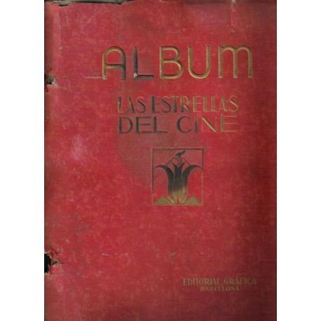 Album Las Estrellas del Cine.